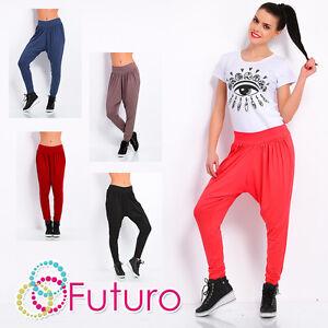 NEW Harlem Style Women's Pants Street Trousers Cargos Size 8 - 12 UK 1067