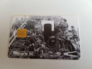 Telefonkarte - 50ème Jahrestag Des Landung 1944-1994 (A8120)