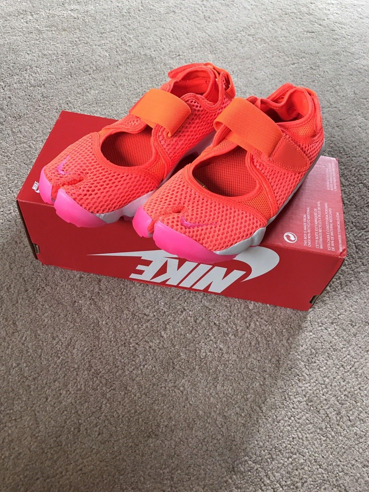 Zapatillas Para Rift Mujer Nike Air Rift Para BR, a estrenar, ffeaf6