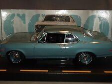 GMP 1970 CHEVROLET COPO NOVA LT1 350 DIECAST CAR VINTAGE STREET 1:18 PEACH STATE