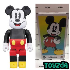 8fd6798c MEDICOM 2018 Diseny Mickey Mouse laughing ver. 400% BEARBRICK BE ...