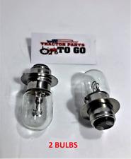 Headlight Bulbs For Fordnew Holland 2 Pack 12v3535w 1120122013201920 More