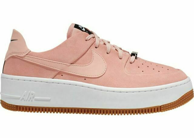 Size 7.5 - Nike Air Force 1 Sage Low Coral Stardust for sale ...
