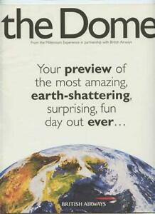 The Dome 2000 Millennium Experience Preview Booklet British Airways