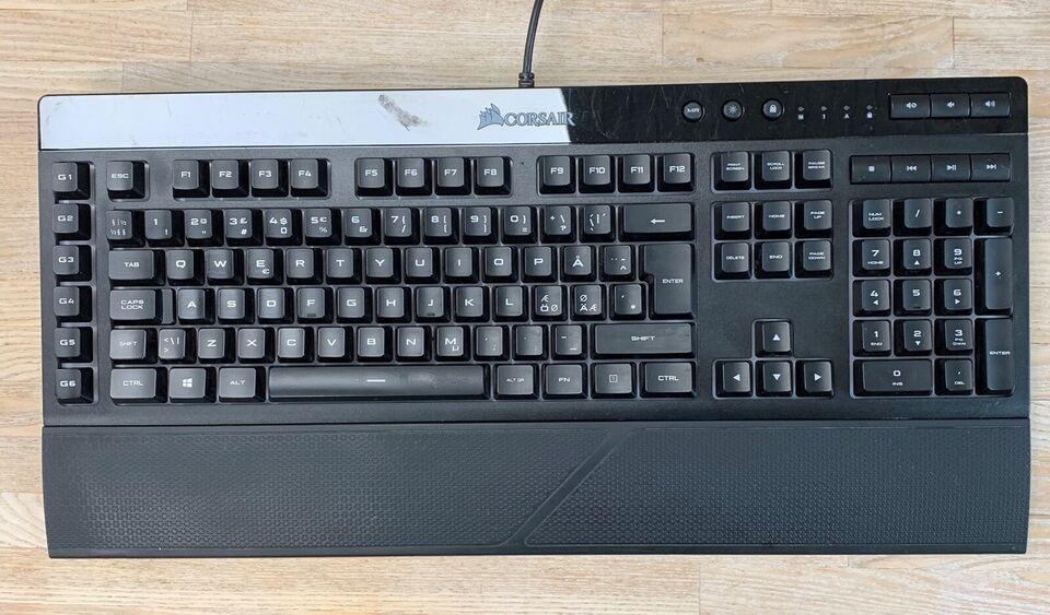 Tastatur, Corsair, K55