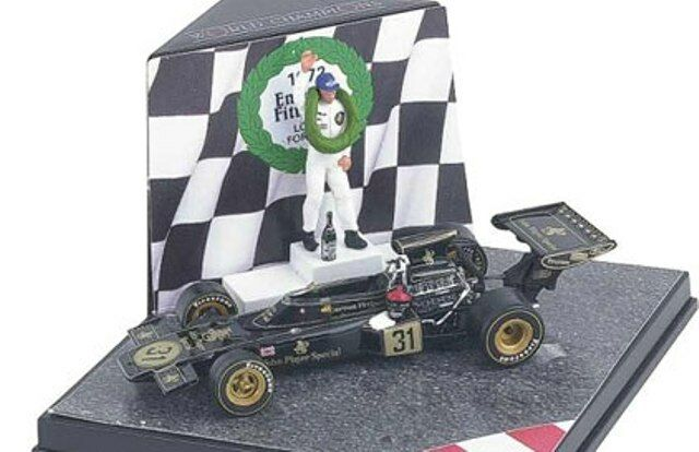 QUARTZO QWC99010 QWC99012 QWC99016 F1 model car WC RINDT MANSELL FITTIPALDI 1 43