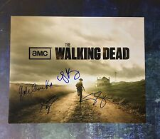 GFA Danai Gurira x4 Cast * THE WALKING DEAD * Signed 11x14 Photo COA
