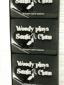 16mm-Film-WOODY-PLAYS-SANTA-CLAUS-Woody-Woodpecker-Castle-Films-Print