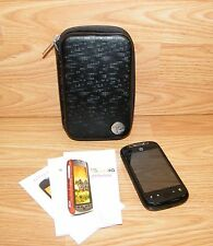 My Touch Slide 3G-Black (T-Mobile) GSM Cellular Touchscreen Phone & Case Bundle