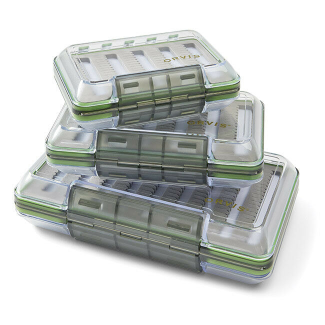 Orvis Double-Sided Fly Box  (Small)  save 35% - 70% off