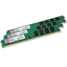 6GB = 3x 2GB Kingston DDR3 1333 PC3-10600 KVR1333D3N9/2G RAM Arbeitsspeicher