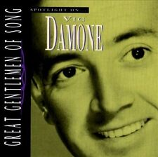 Damone,Vic: Spotlight on Vic Damone  Audio Cassette