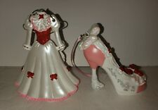 Disney Mary Poppins Shoe Hanger Christmas Ornaments