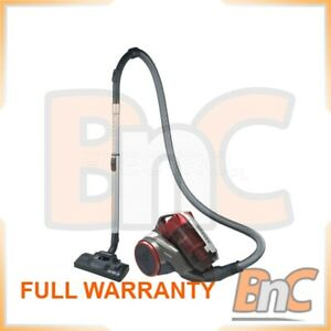 Vacuum Cleaner Canister/Cylinder Bagged Hoover 1.8 L Compact Enhanced Model