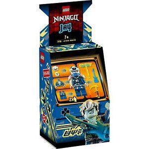LEGO-NINJAGO-71715-Avatar-Jay-Arcade-Kapsel-NEU-amp-OVP