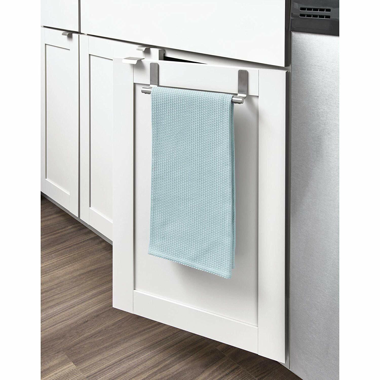 Door Kitchen Cabinet Dish Towel Bar
