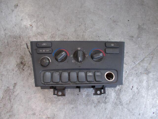 VOLVO S40 V40 HEATER CONTROL PANEL 9452367