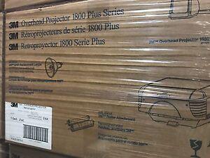 3M-1880-Plus-Retrojector-Overhead-Projector-3000-Lumens-New-In-Box-ENX-Lamp