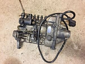 Details about ⭐⭐⭐⭐🆗 6060700601 MERCEDES E300TD TURBO DIESEL INJECTION PUMP  E CLASS W210 OM606