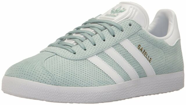 outlet store 1ae0b afce4 adidas Gazelle Shoes Womens Tactile Green  Running White 9 f