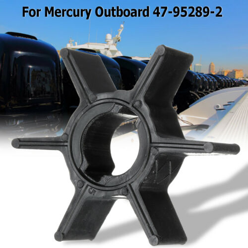 Replacement Pump Boat Impeller For Mercury 2.2-3.3HP Outboard Motor 47-952892