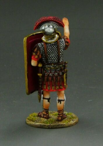 Red Shield 60mm metal Figure Thomas ROM040A Centurion