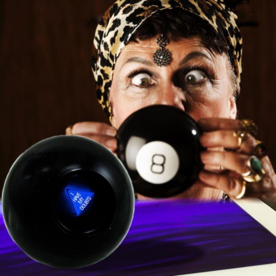 Andet legetøj, Magic Eight Ball, Mystiks 8 Ball