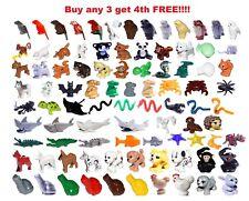 ??NEW Lego PICK YOUR ANIMAL Lot Friends Pets Farm Ranch Outdoor City Parts bulk