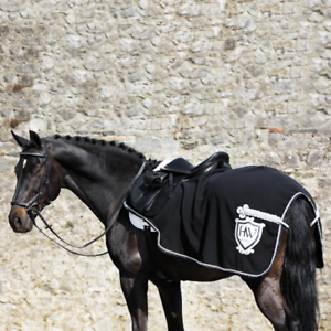 Horseware Rambo diamante competition Sheet-negro Diamante-ausreitdecke