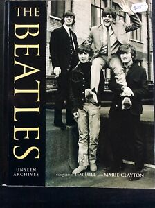 The-Beatles-Unseen-Archives-Book