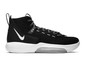Dettagli su Nike Zoom Rize TB Uomo Scarpe da Basket Rete Nera Ginnastica 2019 BQ5468 001