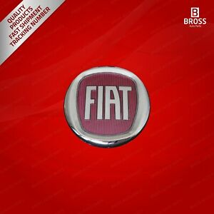 Front-Bumper-Logo-badge-Crest-Red-Emblem-for-FIAT-FIORINO-Freemont-51785573