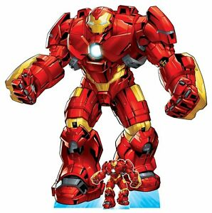Hulk-Buster-Armour-Official-Marvel-Avengers-Cardboard-Cutout-with-Free-Mini