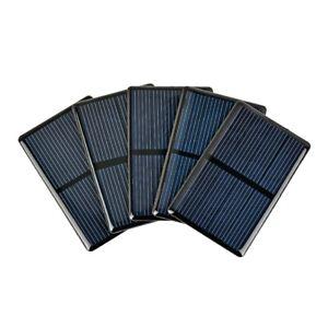 Aiyima-5Pcs-80-50mm-Epoxy-Solar-Panel-2V-300mA-Solar-Cell-Sun-Cell-DIY-Charge