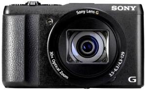 sony-dsc-hx-60-V-CYBER-SHOT-FOTOCAMERA-DIGITALE-NERA-NUOVO