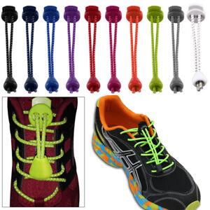 Elastic Lock Shoe Laces Shoelace