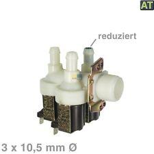 Magnetventil Ventil Waschmaschine Ersatz Miele 1678013 Ausgang 1 reduziert 220V