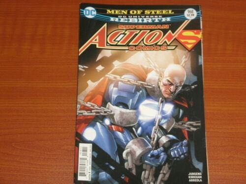 scegli RINASCITA DC COMICS: SUPERMAN Superwoman ACTION COMICS supersons