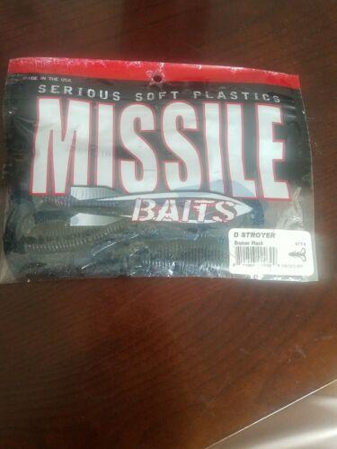 Details about  /Missle Baits Qty 6