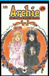 Archie Halloween Spectacular Peach Momoko Trade and Virgin Variant Set In Hand!!
