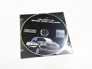 2004 Ford F-150 CD Digital Brochure