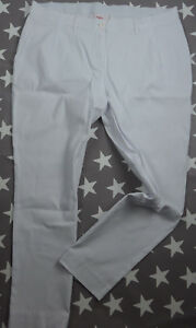 Sheego-Trousers-Bengalin-Stretch-Size-42-to-58-Long-short-and-Normal-White-376