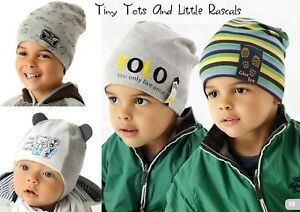 Baby-Boy-Infant-Toddler-Cotton-Elastic-Spring-Autumn-Hat-Beanie-newborn-4-years