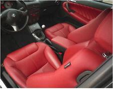 Kit Rinnova Colore Interni Pelle Alfa 147 Ritocco Spallina Rosso Rinfresco 156