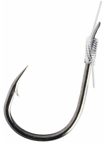Balzer Camtec Vorfach Haken Angelhaken gebunden Forelle Aal Karpfen Wurm mehr