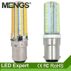 mengs b15d led licht lampe 4w 7w 3014 smd leds leuchtmittel in warm kaltwei ebay. Black Bedroom Furniture Sets. Home Design Ideas