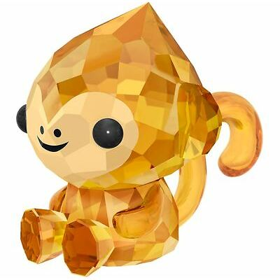 Swarovski Crystal Creation 5302555 Zodiac Cheerful Monkey RRP $89