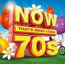 VARIOUS - NOW THATS WHAT I CALL 70s BRAND NEW SEALED 3CD