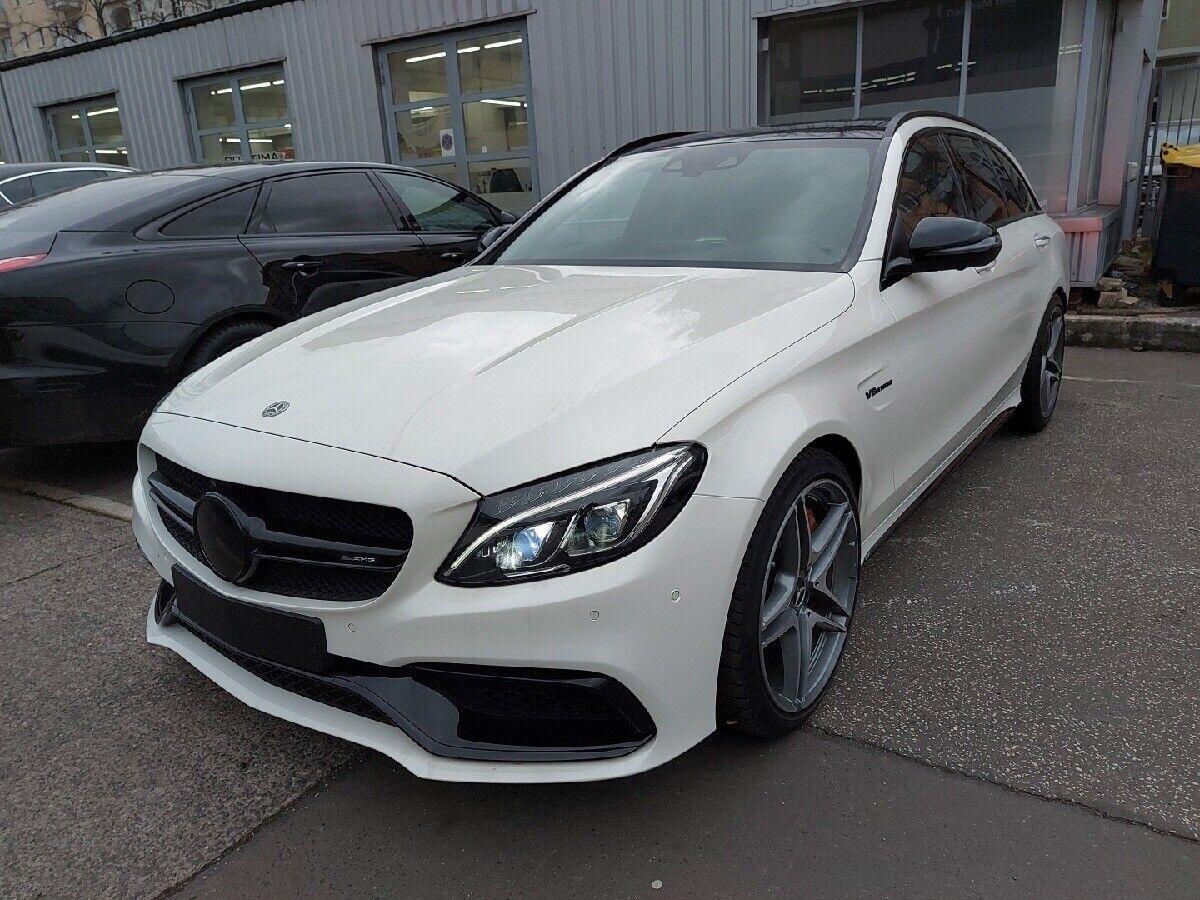 Mercedes C63 4,0 AMG S stc. aut. 5d - 964.800 kr.