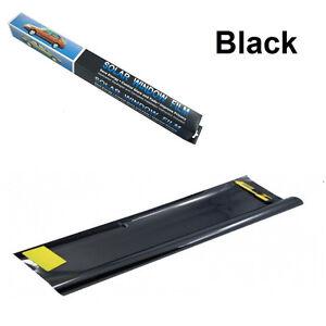 Leicht schwarz 50 /% Auto Scheibentönung Rolle Folie 3m x 75cm Sonnenblende 300cm